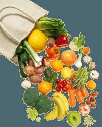 Fruit et légumes primeur halles de charly