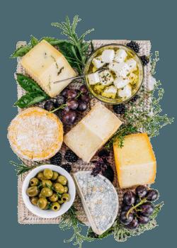 Plateaux de fromage formules traiteur