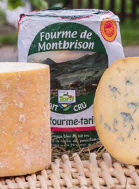Fourme de Montbrison AOP