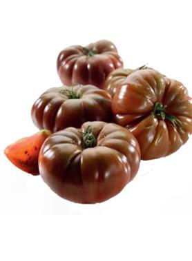 Tomate ancienne : Noir de Crimée