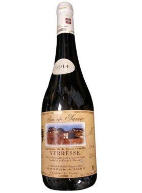 Vin de Savoie - Verdesse 2014